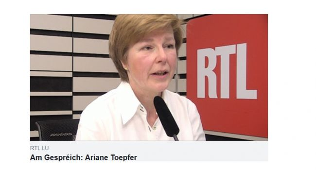 YOUTH & WORK HAUT AM RTL INTERVIEW